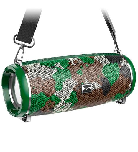 Портативная колонка Hoco HC2 Xpress sports, camouflage green