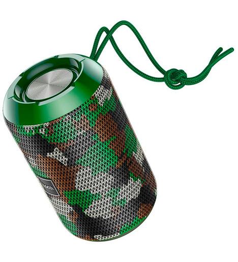 Портативная колонка Hoco HC1 Trendy sound sports, camouflage green