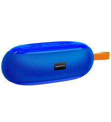 Портативная колонка Borofone BR9 Erudite sports, blue