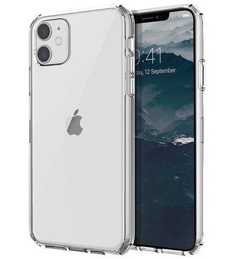 Чехол Uniq для iPhone 11 LifePro Xtreme Clear