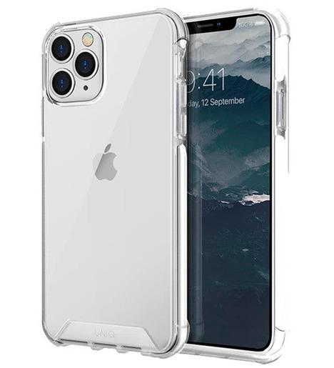 Чехол Uniq для iPhone 11 Pro Max Combat White