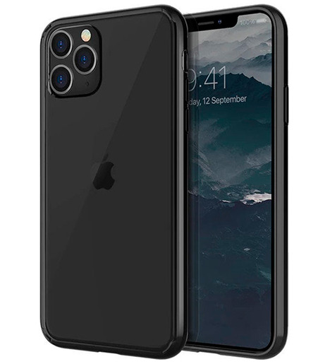 Чехол Uniq для iPhone 11 Pro Max LifePro Xtreme Black