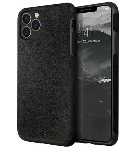 Чехол Uniq для iPhone 11 Pro Max Sueve Black