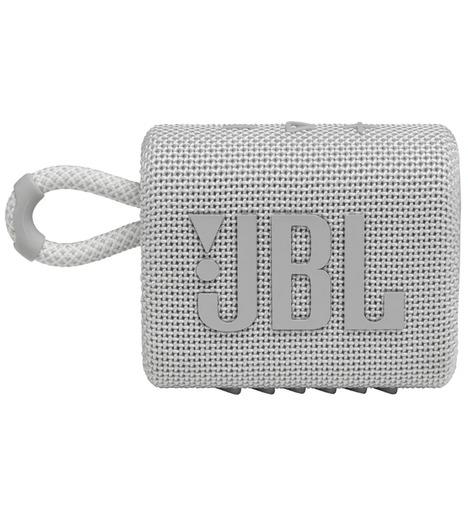 Портативная акустическая система JBL GO 3, белый