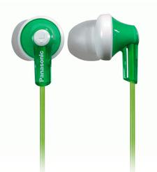 Гарнитура Panasonic HJE118 (green)
