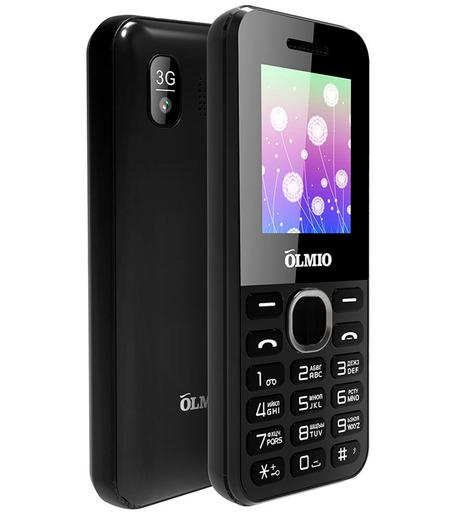 Мобильный телефон Olmio K01 (чёрный)