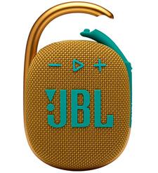 Портативная акустическая система JBL Clip 4, желтый