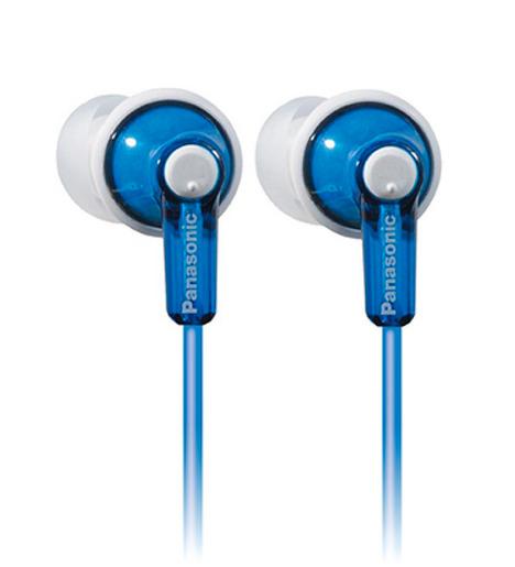 Наушники Panasonic HJE118 (blue)