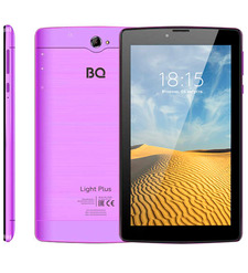 Планшет BQ-7038G Light Plus Фиолетовый