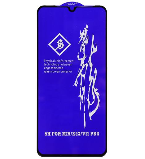 Защитное стекло RINBO для Xiaomi Mi 9 Lite чёрный