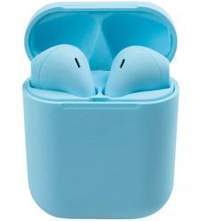 Bluetooth стерео 12 TWS (light - blue)