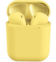 Bluetooth стерео 12 TWS (yellow)
