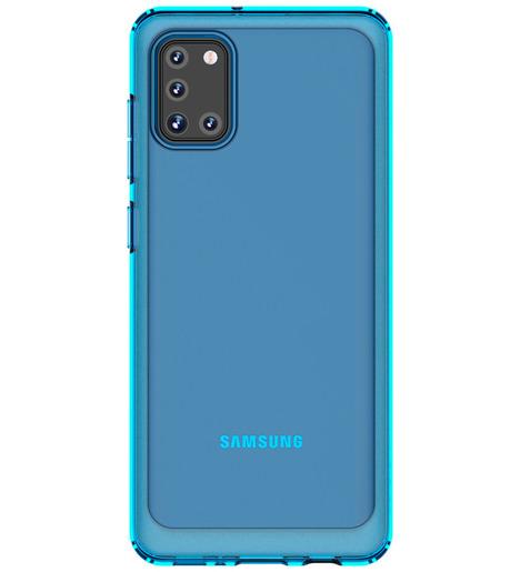 Чехол Araree для Samsung Galaxy A31 синий