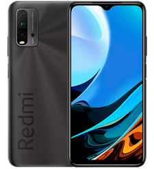 Смартфон Xiaomi Redmi 9T 4/128GB Серый