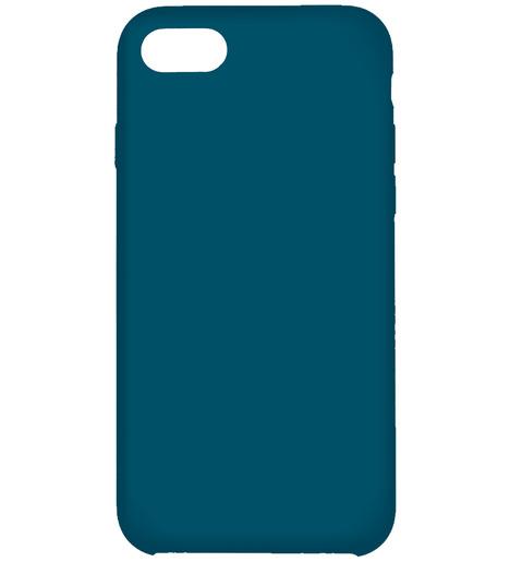 Чехол Silicone case для iPhone 7/8, iPhone SE 2020 Cosmos blue (без лого)