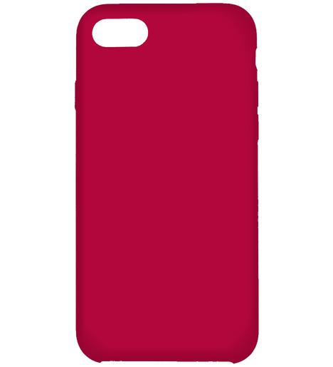 Чехол Silicone case для iPhone 7/8, iPhone SE 2020 Dark purple (без лого)
