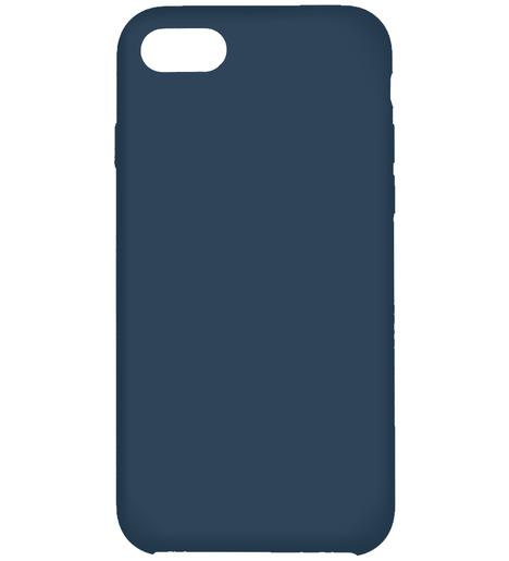Чехол Silicone case для iPhone 7/8, iPhone SE 2020 Midnight blue (без лого)