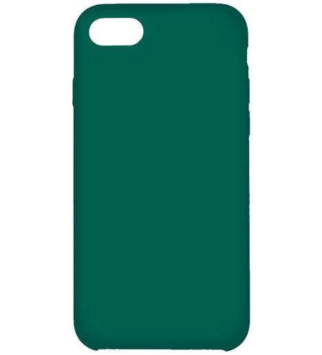 Чехол Silicone case для iPhone 7/8, iPhone SE 2020 Pine green (без лого)