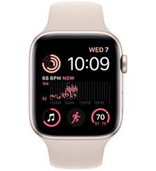 Смарт-часы Apple Watch SE 44mm Золотистый алюминий