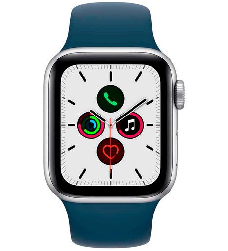 Смарт-часы Apple Watch SE 44mm Серебристый алюминий
