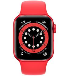 Смарт-часы Apple Watch Series 6 44mm Красный алюминий