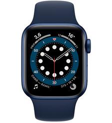 Смарт-часы Apple Watch Series 6 40mm Синий алюминий