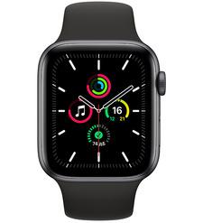 Смарт-часы Apple Watch SE 44mm Серый космос алюминий