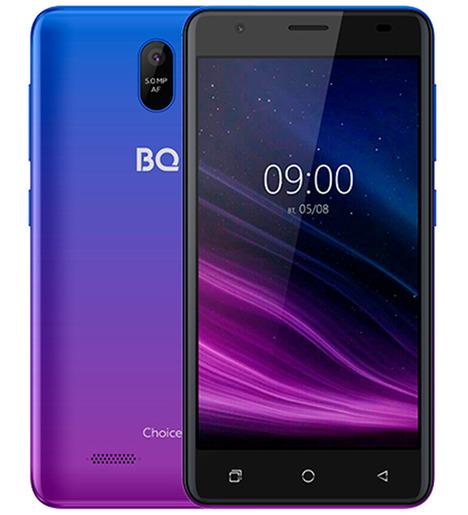 Смартфон BQ-5016G Choice 2/16GB Фиолетовый