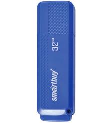 Память USB 32Gb Smartbuy Dock blue