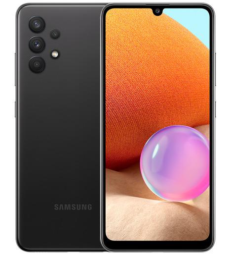 Смартфон Samsung Galaxy A32 4/128GB Черный