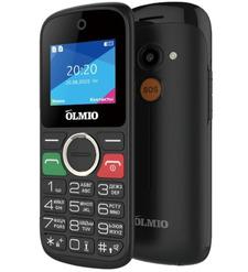 Мобильный телефон Olmio C18 (черный)