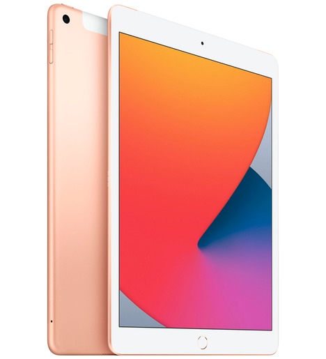 Планшет Apple iPad 2020 32Gb Wi-Fi Золотой