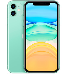 Смартфон Apple iPhone 11 64GB Зеленый