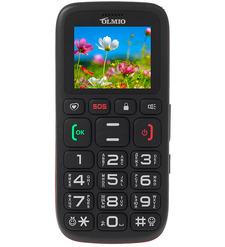 Мобильный телефон OLMIO C17, Black