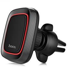 Держатель автомобильный Hoco CA23 Lotto series magnetic air outlet holder (black)