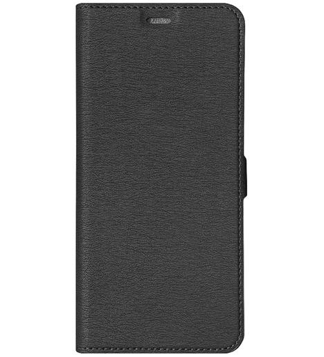 Чехол с флипом DF для Samsung Galaxy A32 (black)