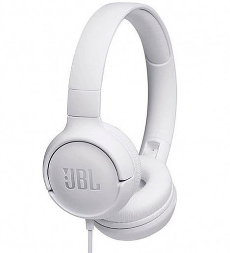 Наушники накладные JBL Tune 500 (T500), белый