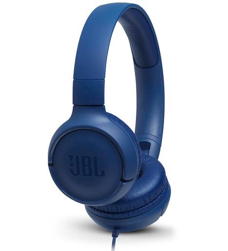 Наушники накладные JBL Tune 500 (T500), синий