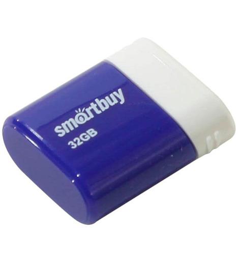 Память USB 32Gb Smartbuy Lara Синий