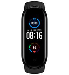 Фитнес-браслет Xiaomi Mi Smart Band 5 Черный CN