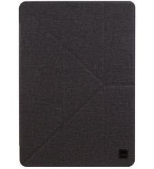Чехол Uniq для iPad Air (2019) Yorker Kanvas Black