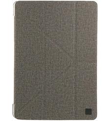 Чехол Uniq для iPad 10.2 (2019/2020) Yorker Kanvas Grey