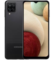 Смартфон Samsung Galaxy A12 3/32GB Черный