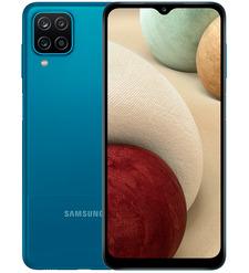 Смартфон Samsung Galaxy A12 4/64GB Синий
