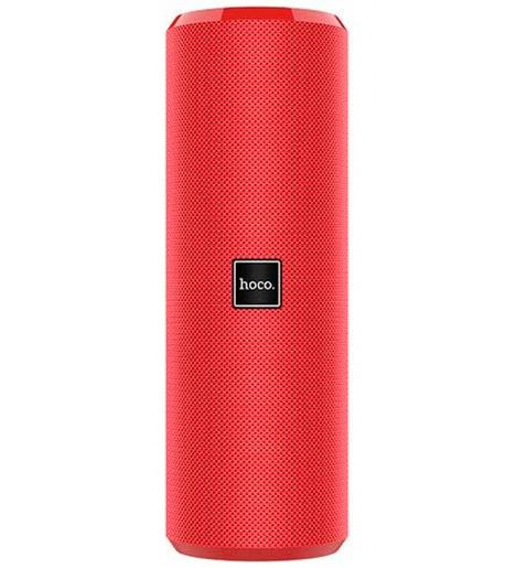 Портативная колонка Hoco BS33 Voice sports, red
