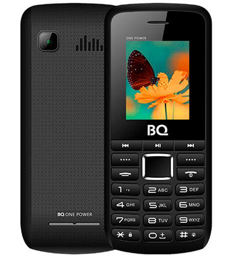 Мобильный телефон BQ 1846 One Power Black+Gray