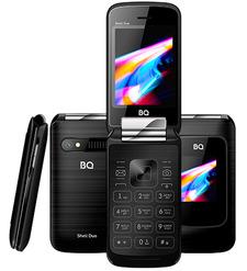 Мобильный телефон BQ 2814 Shell Duo Черный