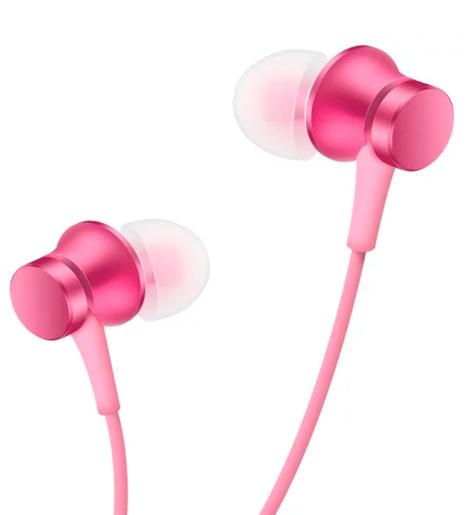 Наушники Xiaomi Mi Piston Headphones Basic Розовый