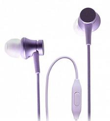 Наушники Xiaomi Mi Piston Headphones Basic Фиолетовый