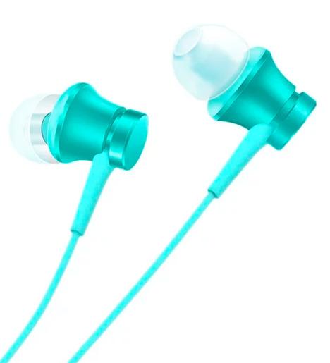 Наушники Xiaomi Mi Piston Headphones Basic Мятный
